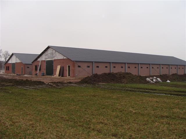 Nieuwbouw 2 Pluimveestallen Rapperdsweg Te Ambt Delden