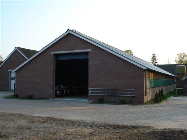 Nieuwbouw Kalverstal Katiersweg Te Bentelo
