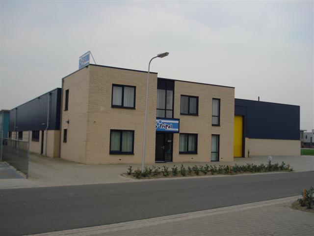 Nieuwbouw Kantoren Met Bedrijfshal Te Haaksbergen